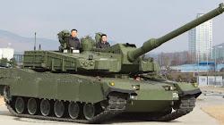 Vương Quốc Oman muốn mua loại Xe Tank chiến đấu chủ lực K2 Black Panther của Nam Hàn