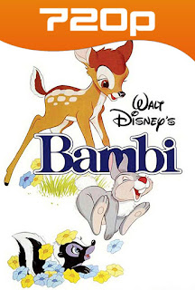 Bambi (1942) HD [720p] Latino-Ingles