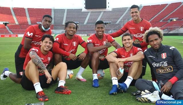 Perú vs. Chile, el once de Ricardo Gareca
