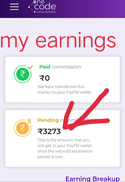 New year offer earn up-to ₹3000 per day