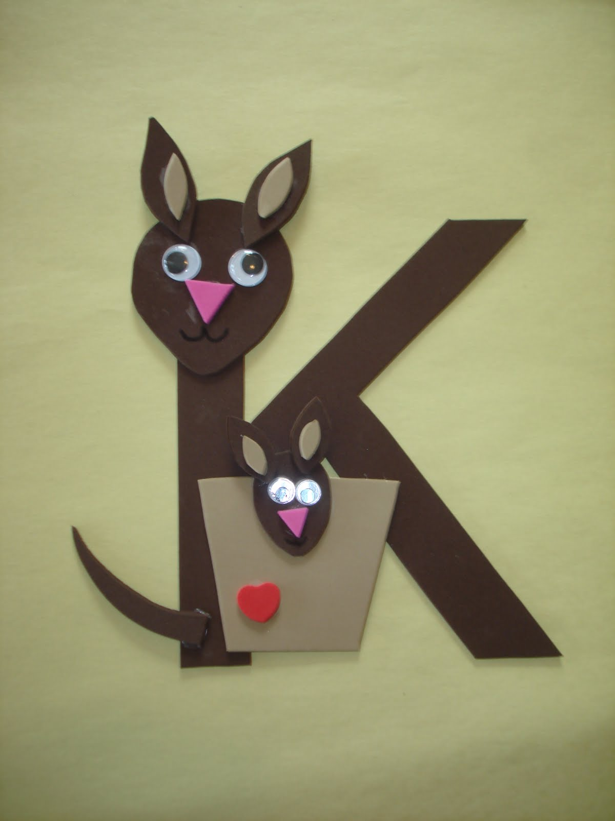Arts And Crafts With Number And Alphabet Crafts And Arts Ideas