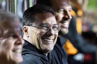 Vanderlei Luxemburgo é o novo técnico do Palmeiras