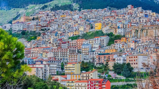 The old town in Italy offers homes to people who come to live