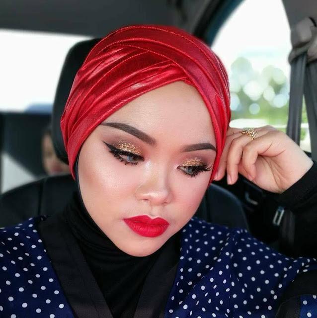 mua nisa touch, tutorial mekap, mua terkenal di malaysia