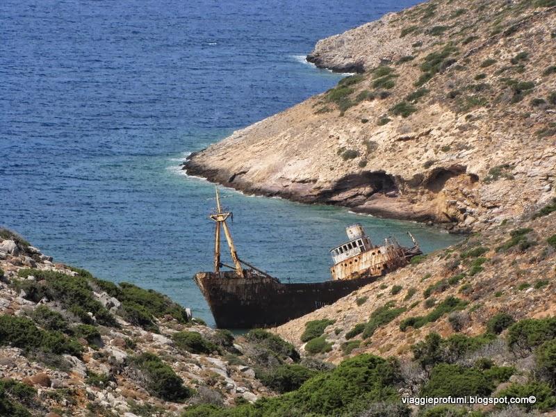 Grecia, Amorgos