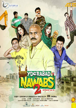 Hyderabad Nawabs 2 2019 Full Hindi Movie Download HDRip 720p