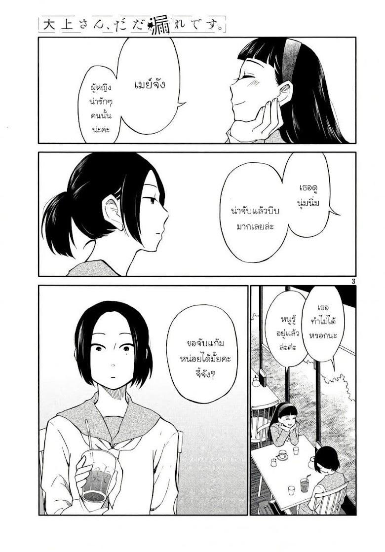 Oogami-san, Dadamore desu - หน้า 2