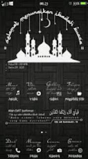 Tema Masjid untuk Oppo