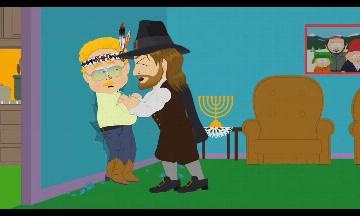 South Park Episodio 15x13 Un Día de Acción de Gracias de History Channel