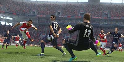 GAMEPLAY PES 2017 for PES 2016 by Budi Pramana Utama
