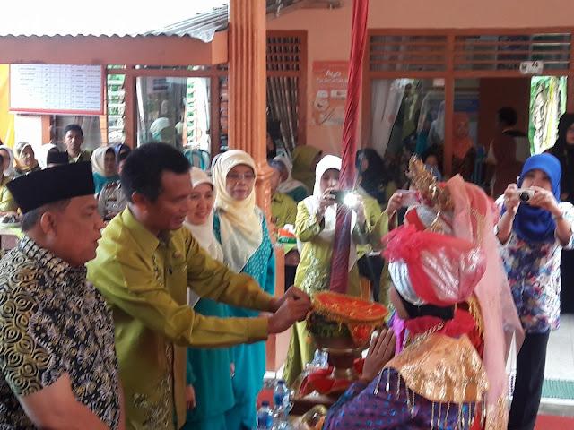 Desa Air Santok Pariaman Timur Wakili Kota Pariaman Pada Lomba Desa Berprestasi Tingkat Propinsi Sumatera Barat