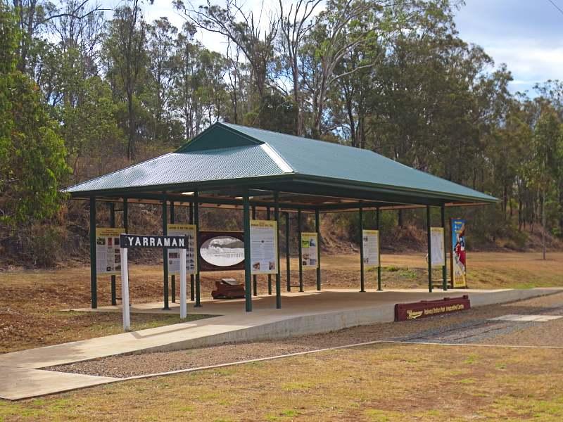 Yarraman Station Park