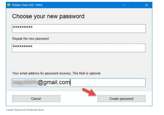 How to Create a Password Protected Drive in Windows (Working Tricks)