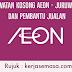 Iklan Jawatan Kosong Aeon Mall Sdn Bhd