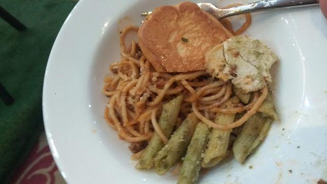 Spagheti pasta yang lezat (dok. www.rindhuhati.com)