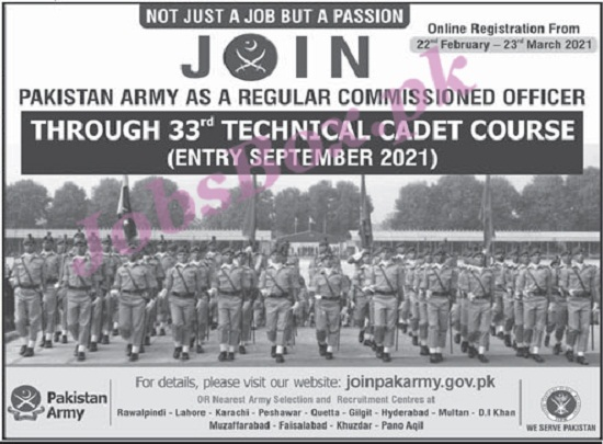 join-pak-army-jobs-2021-as-regular-commissioned-officer-joinpakarmy-gov-pk