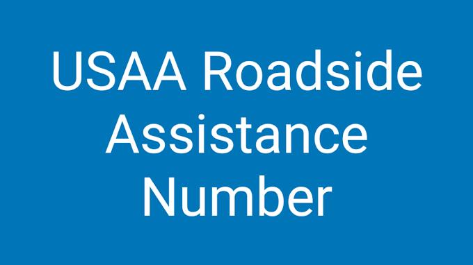 USAA Roadside Assistance Number