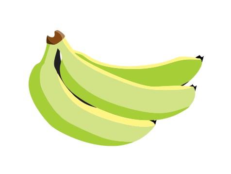 design logo ideas bannana fruit