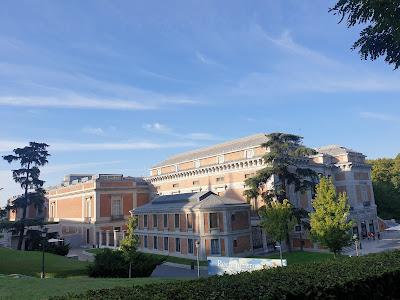 El Museo del Prado un domingo de septiembre