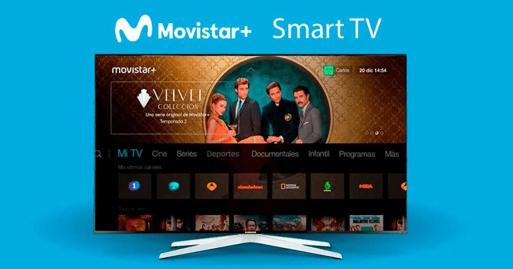 Samsung incorpora a Movistar Play en su portafolio de aplicaciones de sus Smart TV