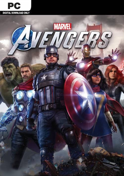 Marvel's Avengers Torrent (PC)