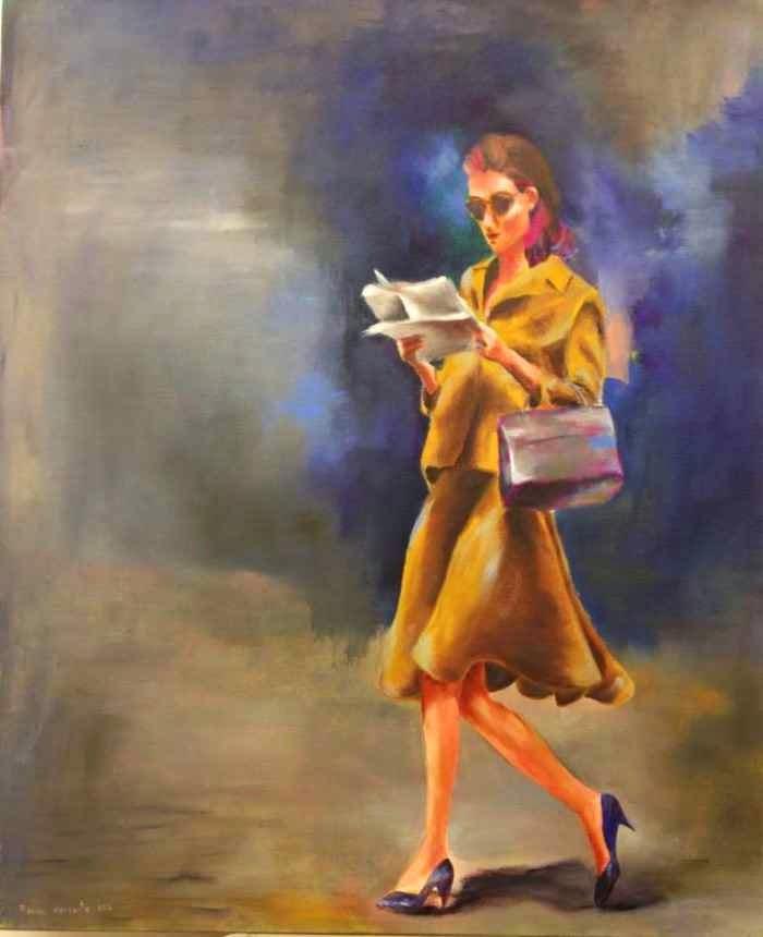 Простые и непритязательные сюжеты. Fanny Horowitz