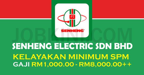 Senheng Electric Sdn Bhd