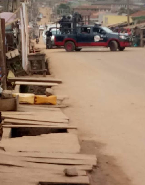 Photos: Suspected cultists kill former Chief Security Officer and member of Ibadan Polytechnic Anti-Cultism group