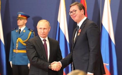 Orosz-szerb megállapodás az atomenergia békés célú felhasználására vonatkozó együttműködésről