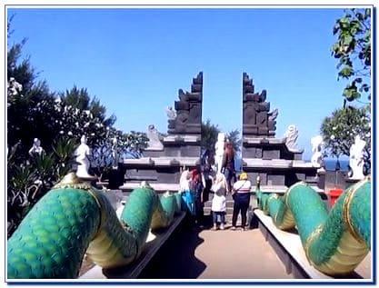 Pantai Ngobaran Harga Tiket Masuk Dan Rute Menuju Lokasi Wisatamantul Com