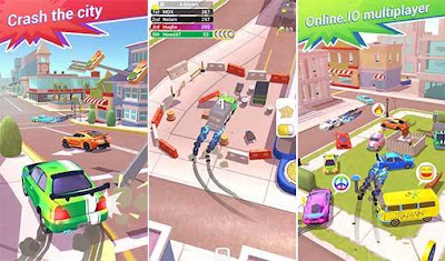 Crash CLub v1.1.1 Hack MOD Apk Unlimited All For Android