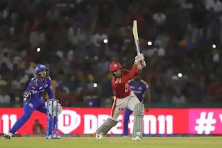 KXIP vs MI 9th Match IPL 2019 Highlights