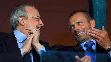 Superliga y UEFA, la misma mier*a