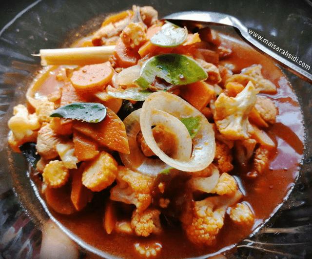 Resepi Paprik Ayam Mudah dan Sedap