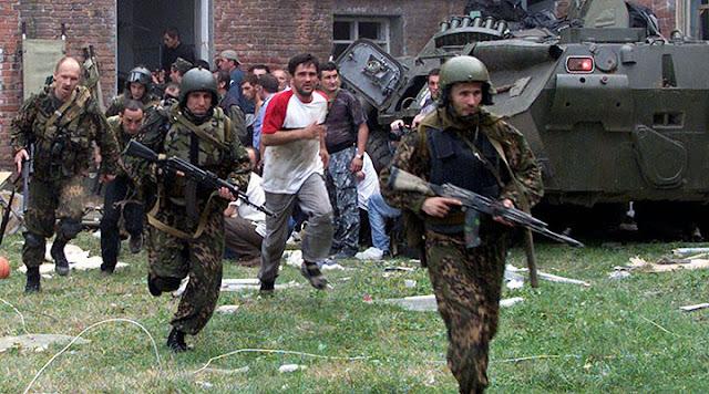 Страсбургский суд признал, что детей Беслана убили не чеченцы, а русский спецназ