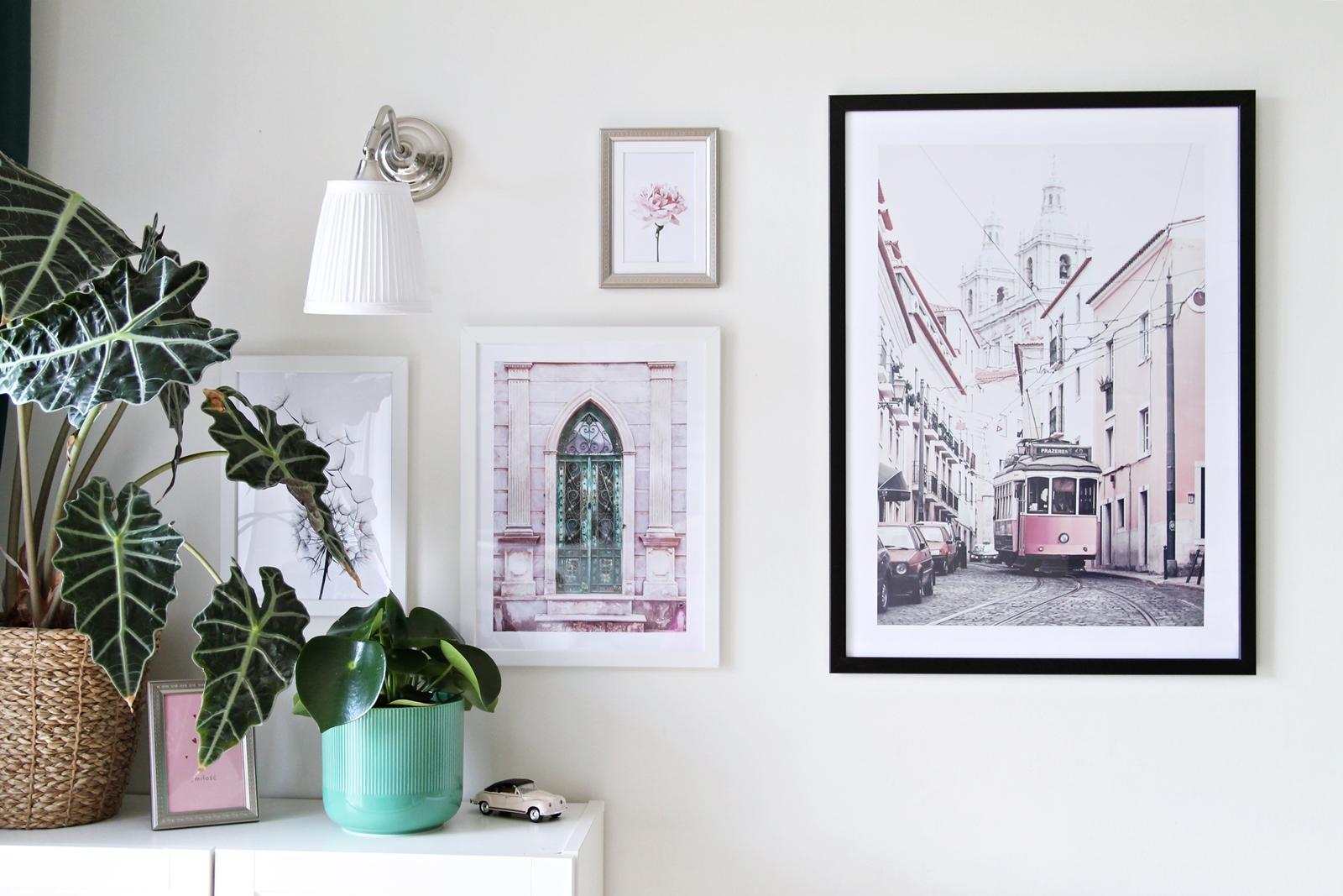 Romantyczna galeria plakatów