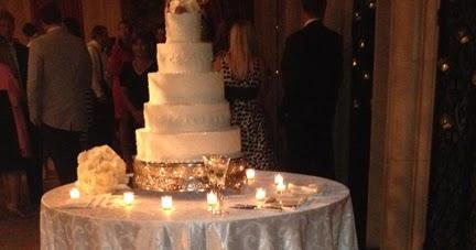 Steve Purcell Wedding Cake