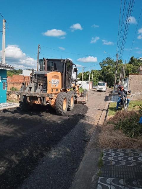 Secretaria de Infraestrutura e Serviços Urbanos realizou obras de manutenção em Registro-SP