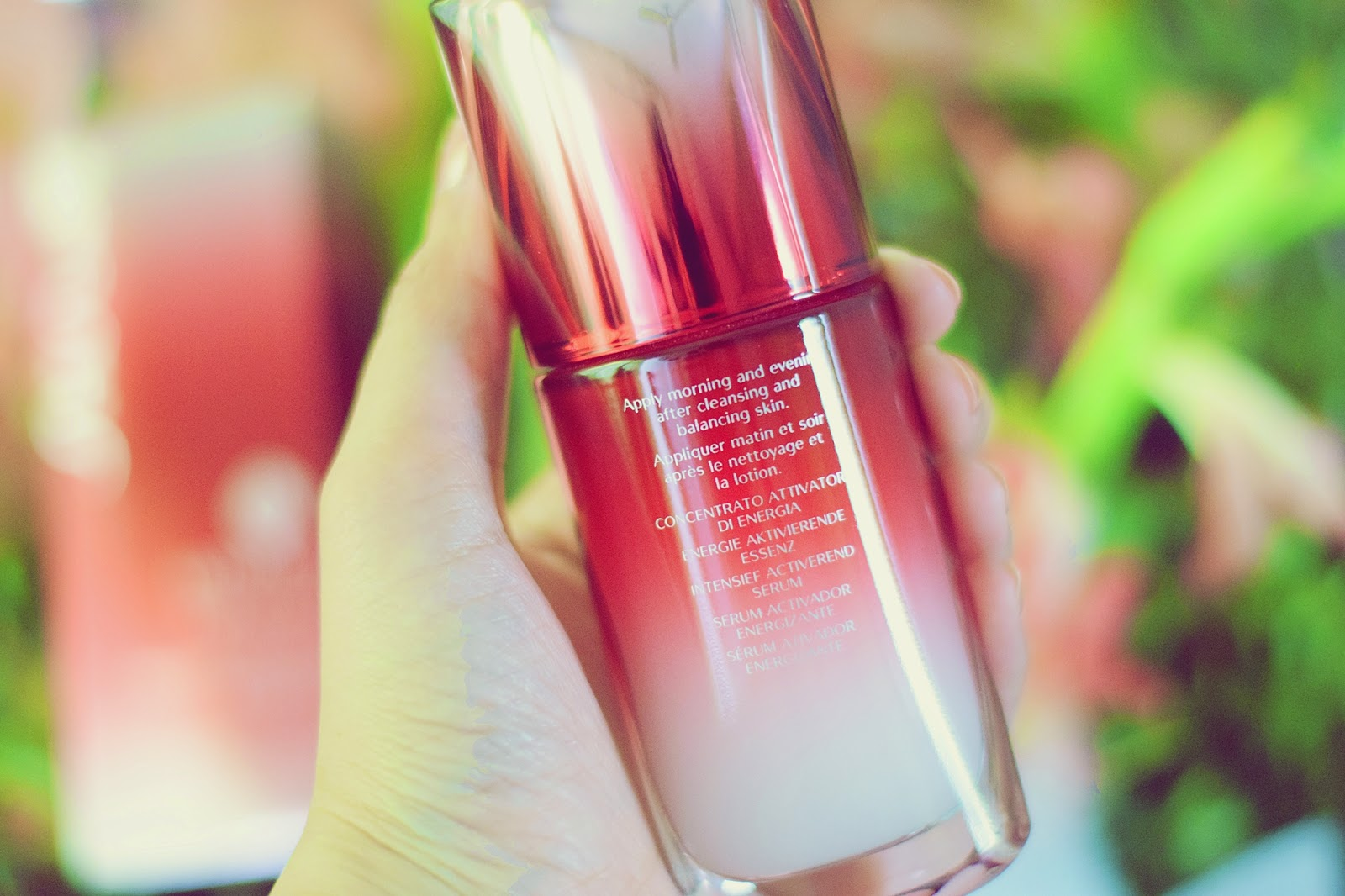 Sheshido ULTIMUNE Power Infusing Concentrate