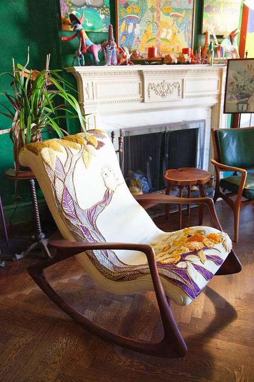 My Owl Barn Owl Rocking Chair By Erica Wilson And