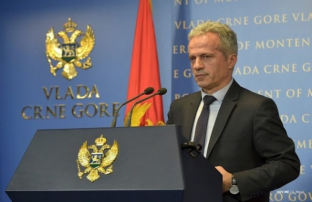 Ministar Purišić sjutra u radnoj posjeti Plavu