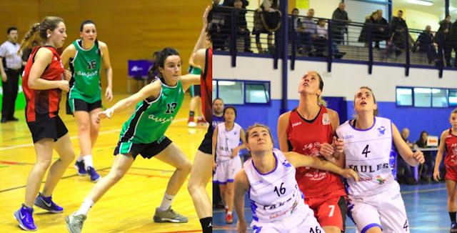 equipos femeninos de baloncesto