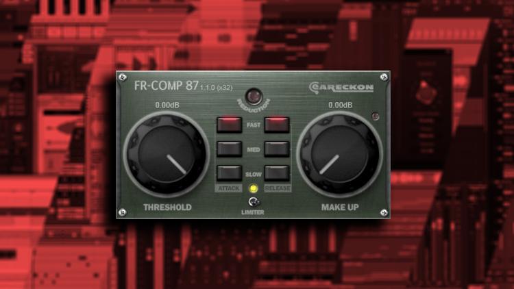 FR COMP 87 - Compressor Grátis para FL Studio