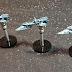Battlefleet Gothic Space Marine Sword Class Frigates