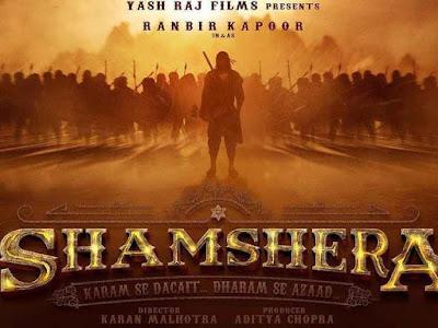 Shamshera Film