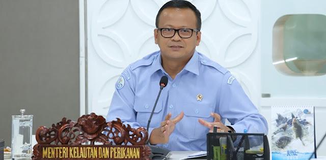 Edhy Prabowo: Ketimbang Narkoba, Lebih Baik Makan Ikan!