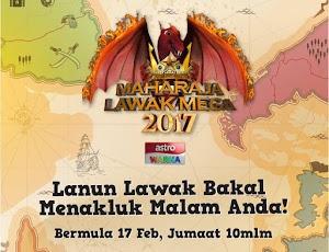 JURI MAHARAJA LAWAK MEGA 2017 !