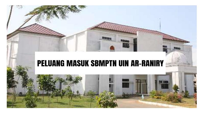 Peluang Masuk SBMPTN UIN Ar-Raniry 2021/2022