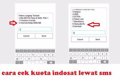 Setelah kamu membeli paket internet tentunya kamu ingin tahu berapa jumlah kuota data int cara cek kuota indosat lewat sms dan cara Mengaktifkan Paket Indosat Terbaru