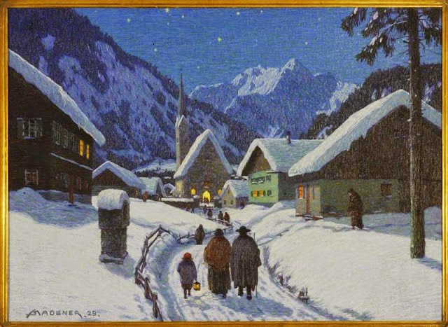 Oh By The Way Beauty Winter Painting Various Artiststs